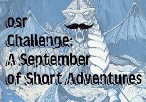 September of Short Adventures